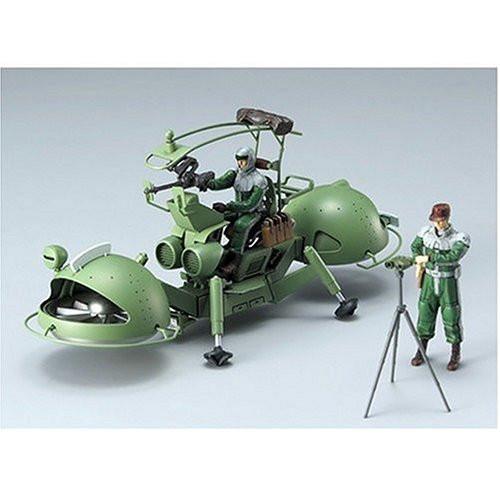 Gundam Hard Graph Zeon Mobile Scout Set Model Kit