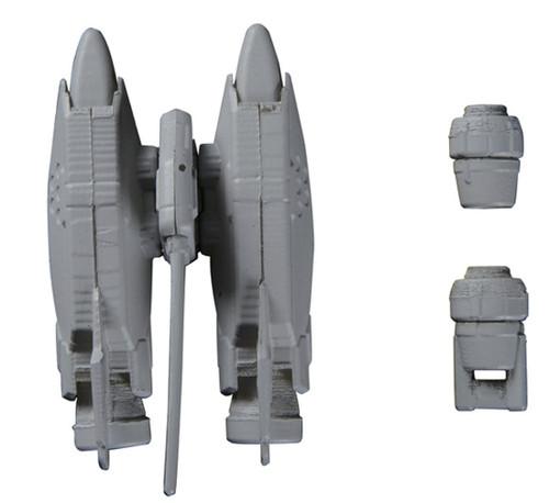 Bandai Builders Parts HD Gundam MS Marine 01 Non-Scale Kit
