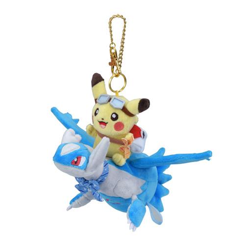 Pokemon Center Original Mascot Pikachu Riding Latios