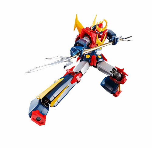 Bandai Soul of Chogokin GX-84 Invincible Super Man Zambot 3 F.A. Figure