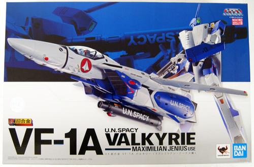 Bandai DX Chogokin VF-1A Valkyrie (Maximilian Jenius Custom) Figure