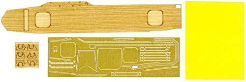 Fujimi TOKU-94 EX-3 IJN Aircraft Carrier Hiyo Wooden Deck Sticker (w/2pcs 25mm Machine Gun)