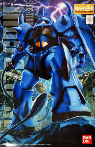 Bandai MG 587565 Gundam MS-07B GOUF Version2.0 1/100 Scale Kit