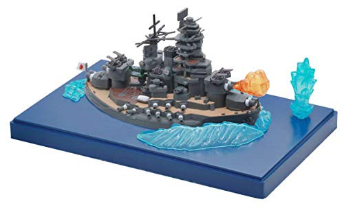 Fujimi 33EX-1 Chibi-maru Fleet Nagato (w/ Effect Parts) non-scale kit