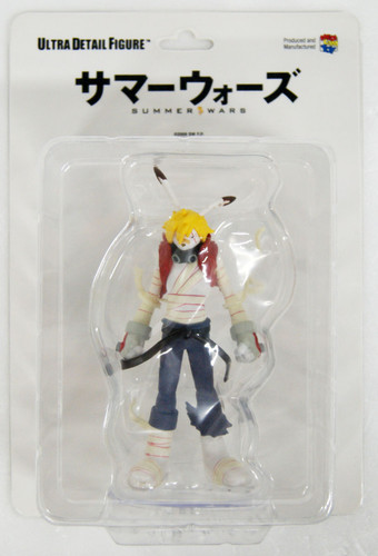 Medicom UDF-439 Ultra Detail Figure Studio Chizu Works King Kazma Ver. 3 (Summer Wars)
