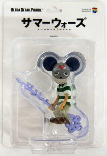 Medicom UDF-440 Ultra Detail Figure Studio Chizu Works Kenji Ver. 2 (Summer Wars)