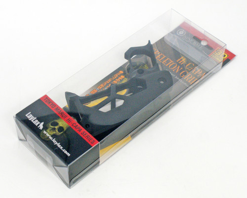 Laylax Nine Ball Skeleton Grip Mod.R for Tokyo Marui GBB Hi-Capa 153784