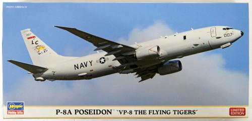 Hasegawa 10830 'The Flying Tigers' P-8A Poseidon VP-8 1/200 Scale Kit