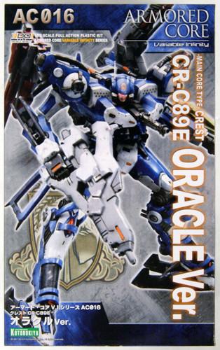 Kotobukiya VI056 Armored Core CR-C89E Crest Oracle Ver. 1/72 Scale Kit