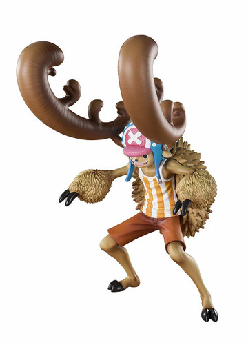 Bandai Figuarts Zero Cotton Candy Lover Tony Tony Chopper Horn Point Ver. Animation 20th Anniversary (ONE PIECE)