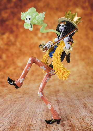 Bandai Figuarts Zero Soul King Brook Animation 20th Anniversary (ONE PIECE)