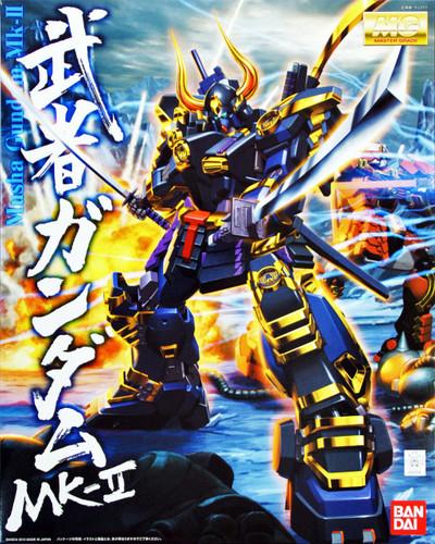 Bandai MG 631190 Gundam Musha Gundam MK-II 1/100 Scale Kit