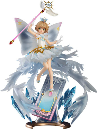 Good Smile Sakura Kinomoto: Hello Brand New World 1/7 Scale Figure (Cardcaptor Sakura: Clear Card)
