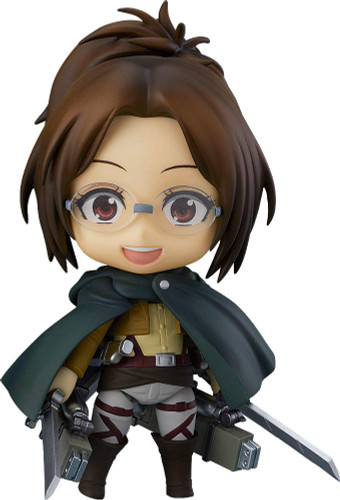 Good Smile Nendoroid 1123 Hange Zoe (Attack on Titan)