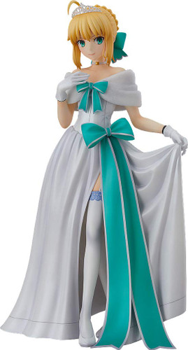 Good Smile Saber/Altria Pendragon: Heroic Spirit Formal Dress Ver. 1/7 Figure (Fate/Grand Order)