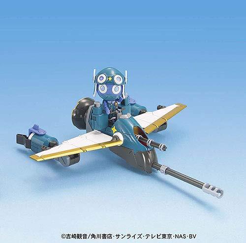 Bandai Keroro Gunso 41 Air Pirate King Dororo & Doro Sky 1/12 Scale Kit