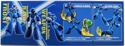Kotobukiya KP488 Mega Man X: X 1/12 Scale Model Kit