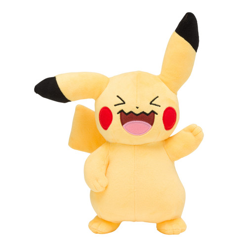 Pokemon Center Original Everyone Wobbuffet! Pikachu Plush Doll