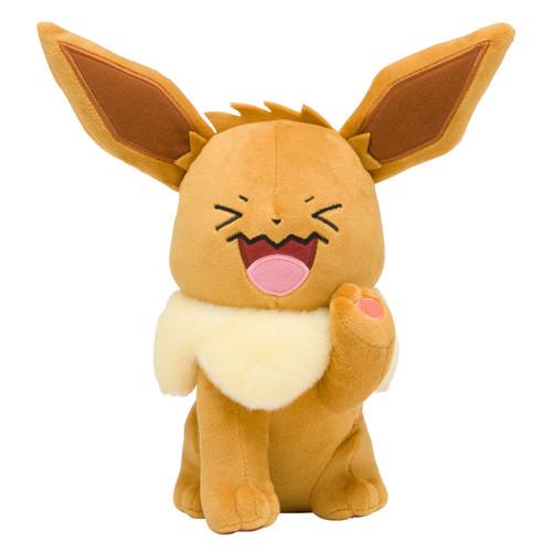 Pokemon Center Original Everyone Wobbuffet! Eevee Plush Doll