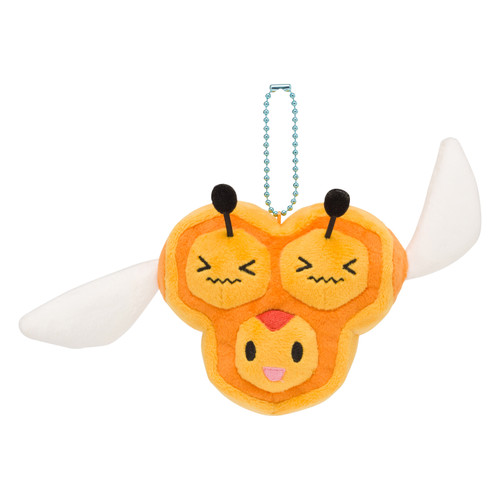 Pokemon Center Original Mascot Everyone Wobbuffet! Combee