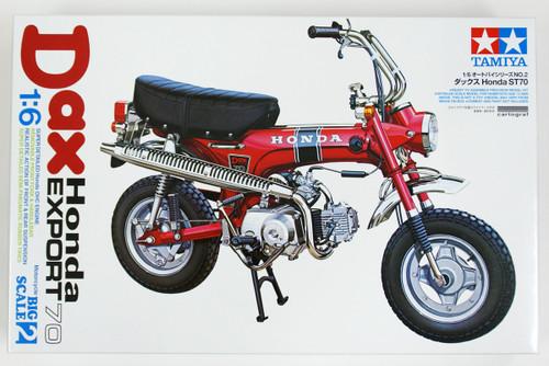 Tamiya 16002 Dax Honda Export ST70 1/6 Scale kit
