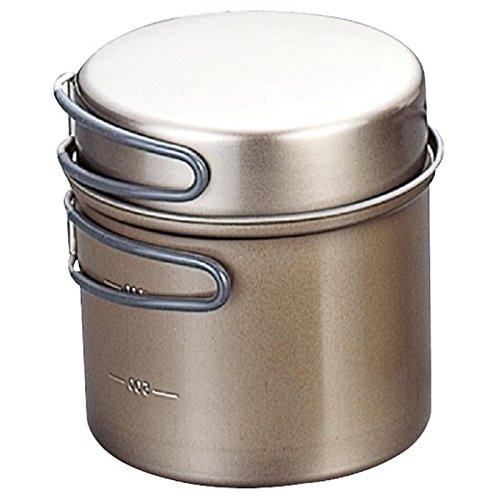Evernew ECA403 Ceramic Series Titanium Non-Stick Deep Pot L