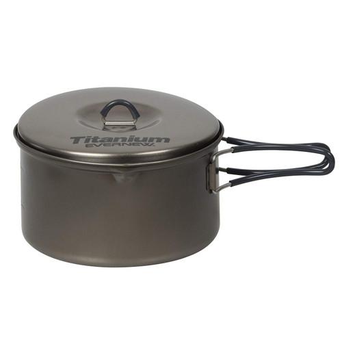 Evernew ECA423 Ceramic Series Titanium Non-Stick Pot #3