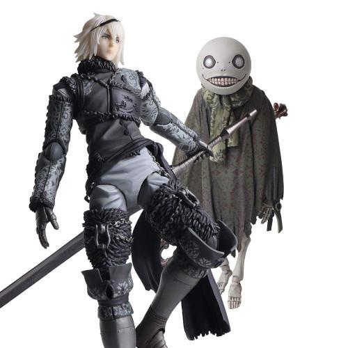Square Enix Bring Arts NieR & Emil Figure (NieR Replicant)