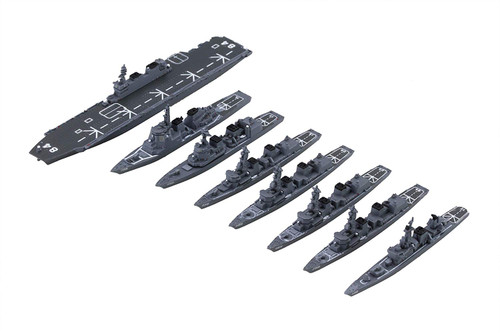 Fujimi Warship series  JMSDF Escort Flotilla 4 1/3000 Scale Kit
