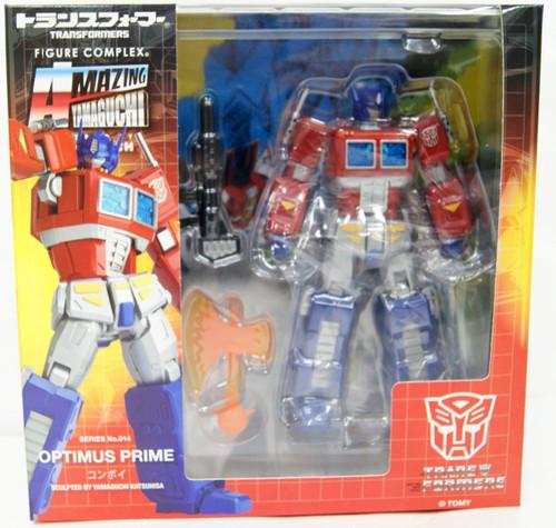 Kaiyodo Amazing Yamaguchi 014 Optimus Prime (Convoy) Figure