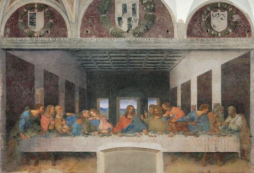 Epoch Jigsaw Puzzle 31-017 Last Supper Leonardo da Vinci  (1053 S-Pieces)