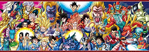 Ensky Jigsaw Puzzle 352-92 Dragonball GT Chronicles (352 Pieces)
