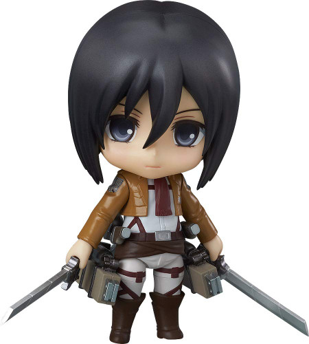Good Smile Nendoroid 365 Mikasa Ackerman (Attack on Titan)
