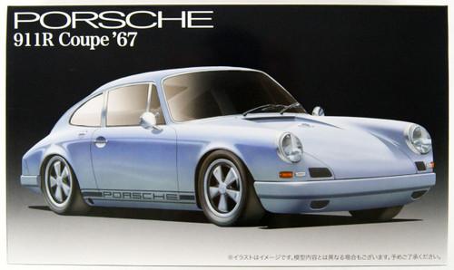 Fujimi RS-121 Porsche 911R Coupe '67 1/24 Scale Kit