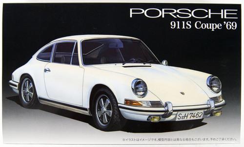 Fujimi RS-122 Porsche 911S Coupe '69 1/24 Scale Kit