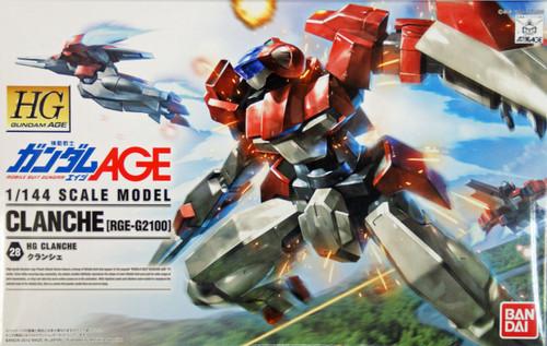 Bandai Gundam HG AGE-28 CLANCHE (RGE-G2100) 1/144 Scale Kit