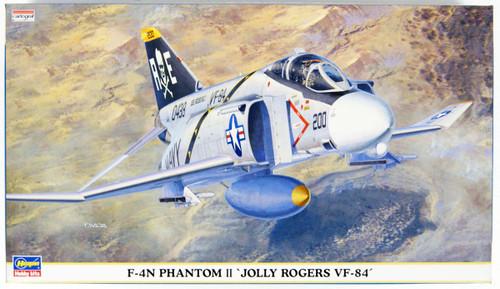 Hasegawa 00367 F-4N Phantom II Jolly Rogers VF-84 1/72 Scale Kit