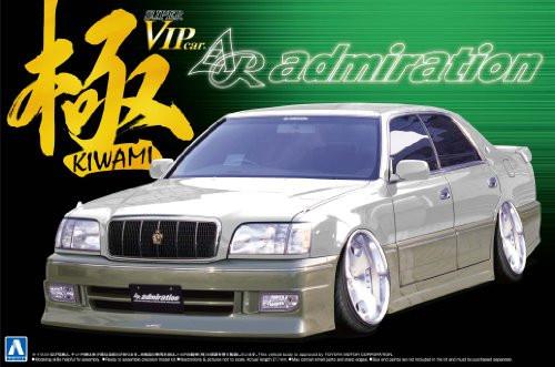 Aoshima 05422 Toyota Majesta admiration 1/24 Scale Kit