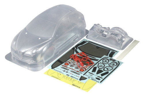Tamiya 51404 (SP1404) Alfa Remeo MiTo Spare Body Set 1/10 Scale