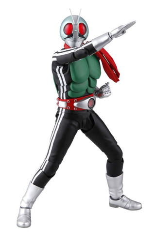 Bandai MG Figure-Rise 703774 Kamen Rider New #1 1/8 Scale Kit