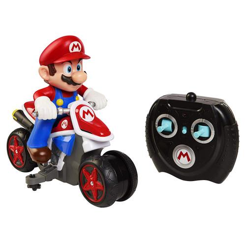 Nintendo RC Mario Cart Mario Motorcycle
