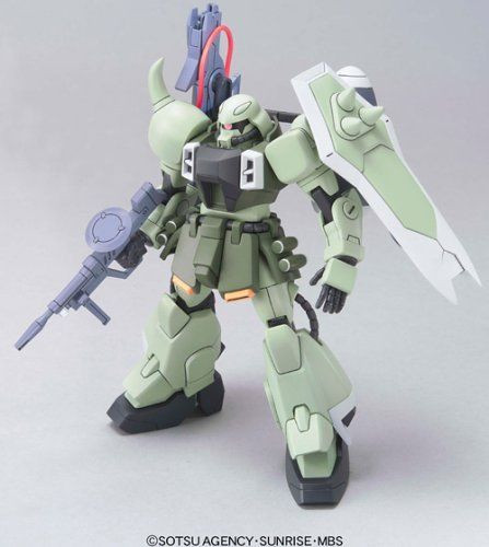 Bandai 339157 HG Gundam Seed Gunner Zaku Warrior 1/144 Scale Kit