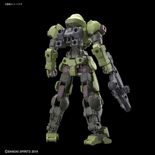 Bandai 30 Minutes Missions (30MM) bEMX-15 PORTANOVA (Green) 1/144 Scale Kit