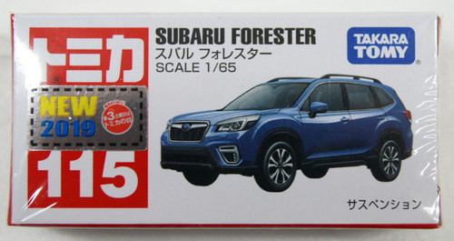 Takara Tomy Tomica 115 Subaru Forester
