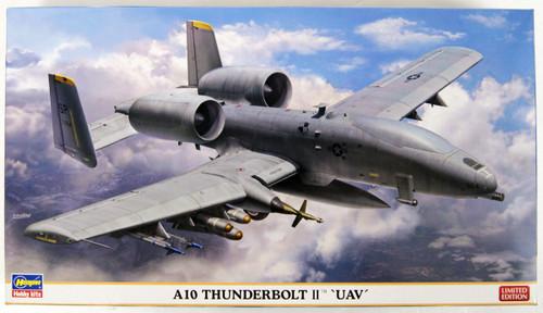 Hasegawa 02307 A10 Thunderbolt II UAV 1/72 Scale Kit