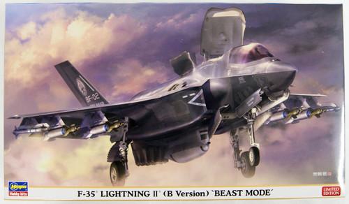 Hasegawa 02306 F-35 Lightning II (Type B) Beast Mode 1/72 Scale Kit