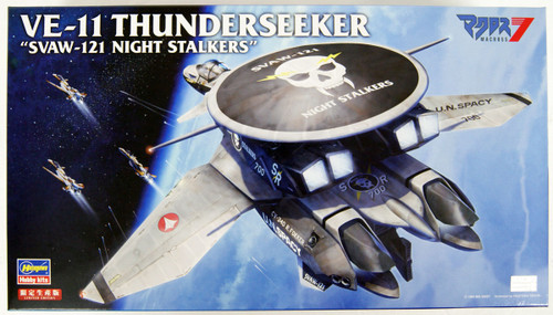 Hasegawa 65822 VE-11 Thunderseeker SVAW-121 Night Stalkers 1/72 Scale Kit