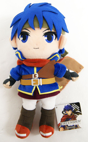 San-ei FP03 Fire Emblem Plush Doll Ike (S)