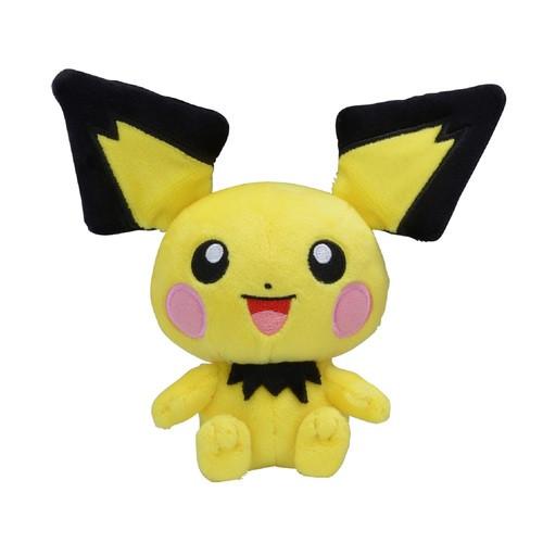 Pokemon Center Original Plush Doll Pokemon fit Pichu