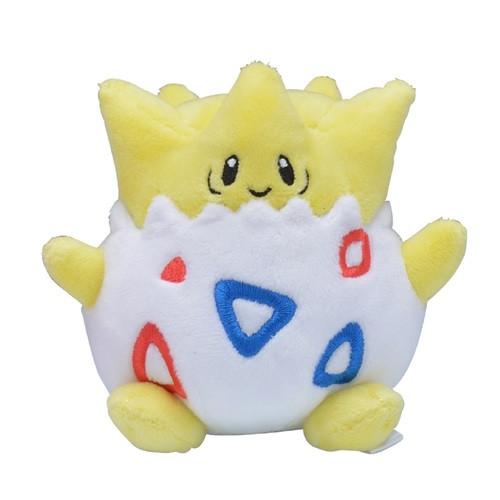 Pokemon Center Original Plush Doll Pokemon fit Togepi